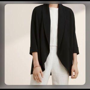 Wilfred chevalier jacket sz 4 black